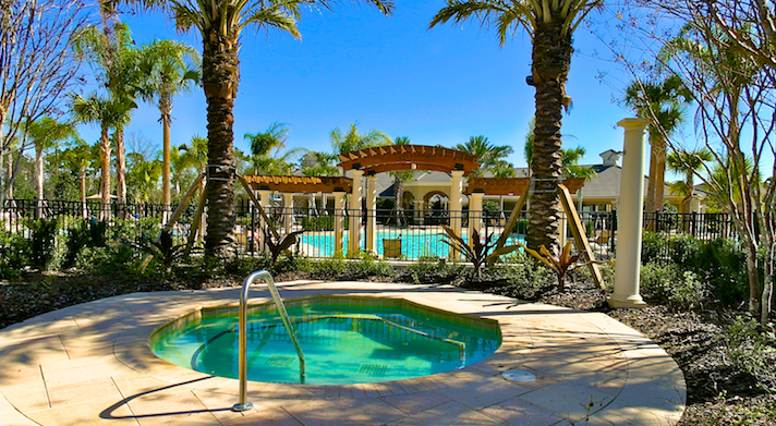 Resort Jacuzzi