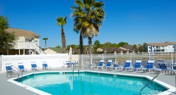 Villas at Island Club Pool Area 2