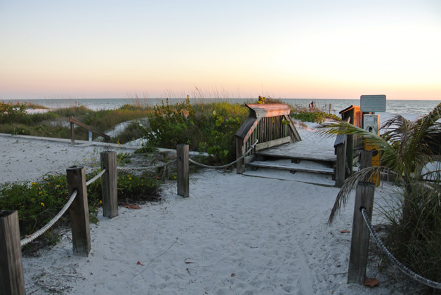 Direct Access to Beach
