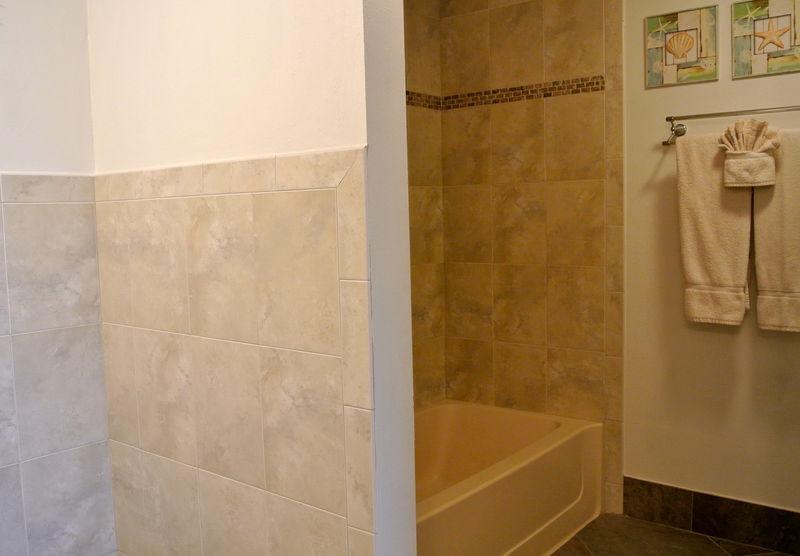 Master Ensuite Bath