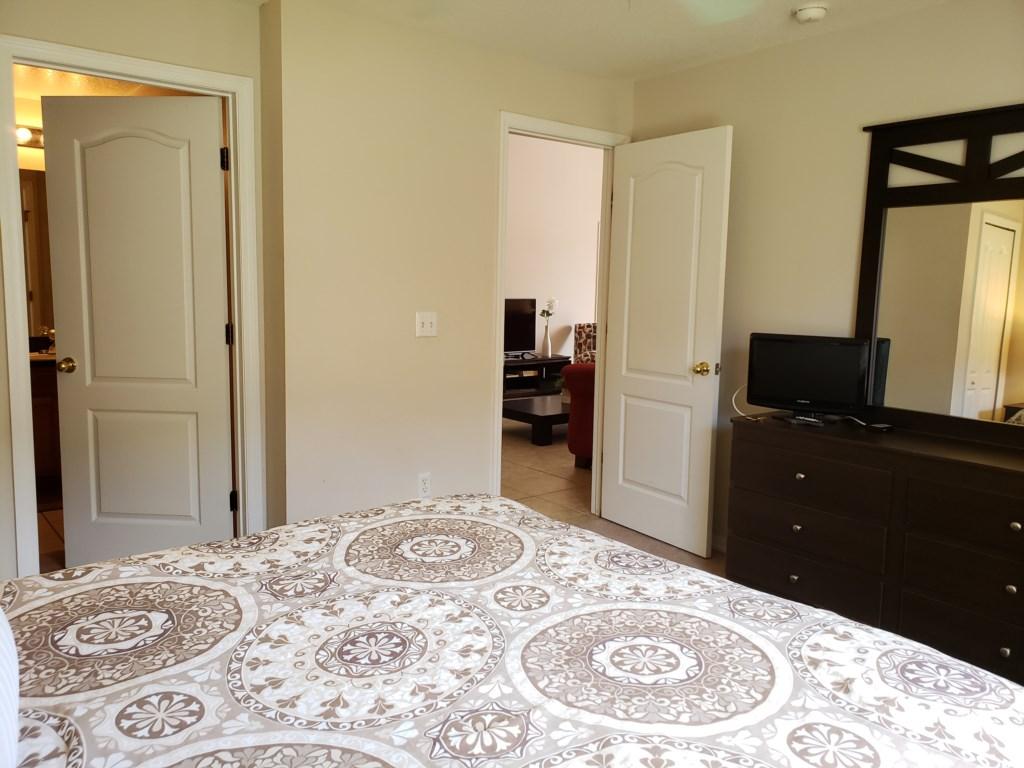 3rd Bedroom - View 2