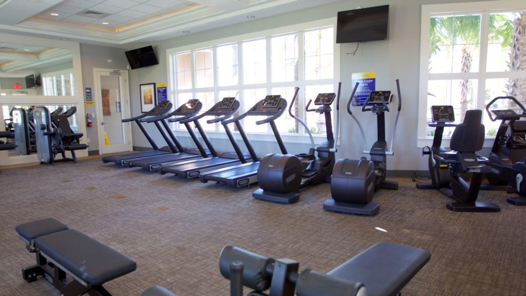 Solterra Resort Gym