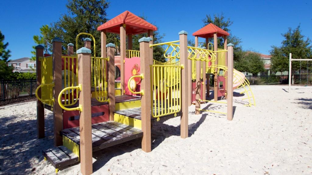 Solterra Resort Playground