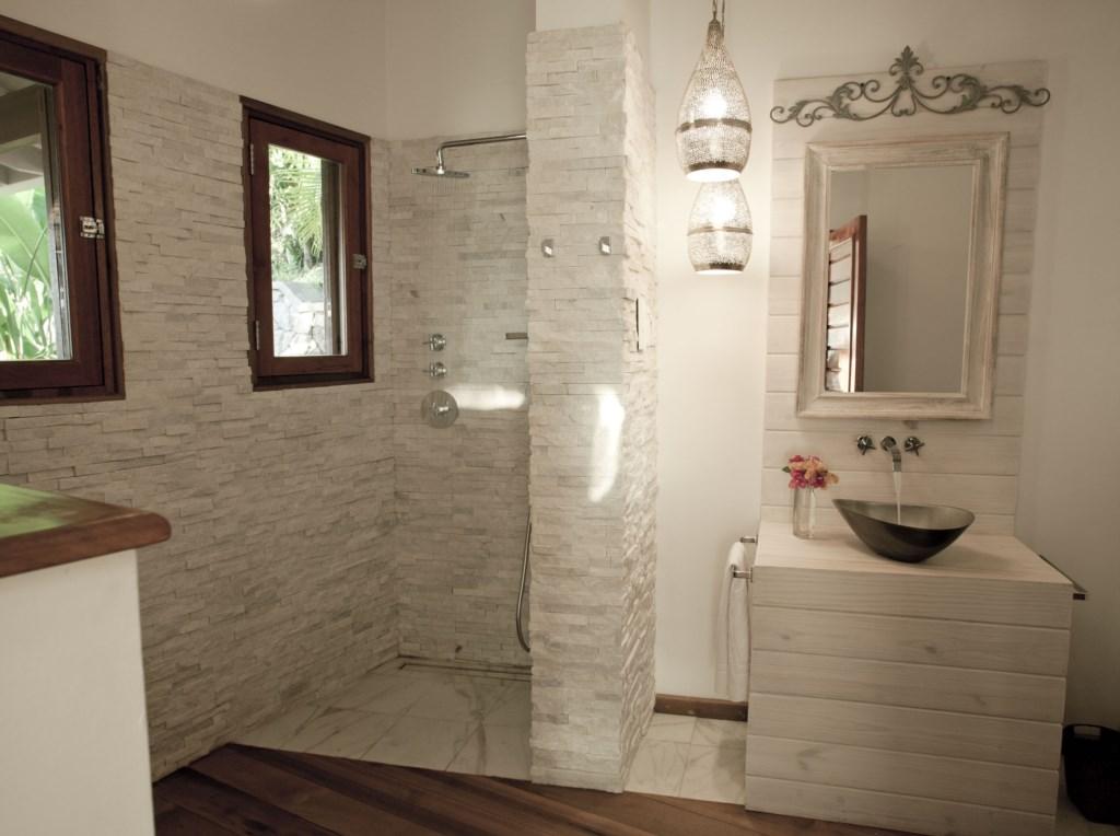 Bathroom two's ensuite bathroom.