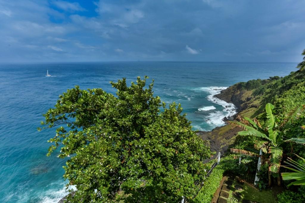 Views of the wild east coast.