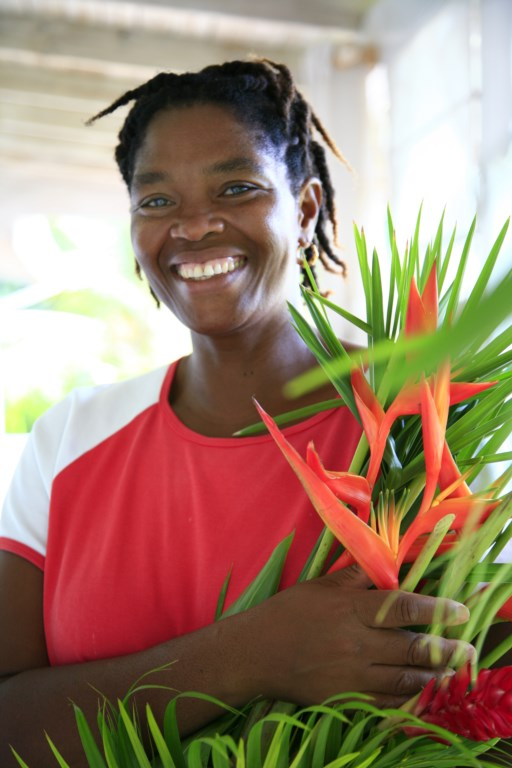 Your houskeeper Portia is happy to make your stay memorable