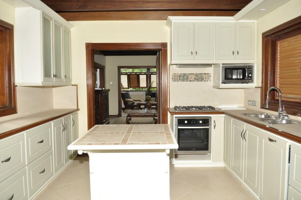 Cottage downstairs kitchen