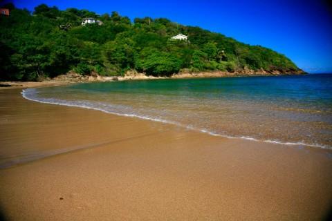 A 5 minute stroll to the near by Trouya Beach