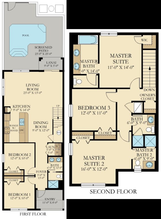 5BedroomsTownhome