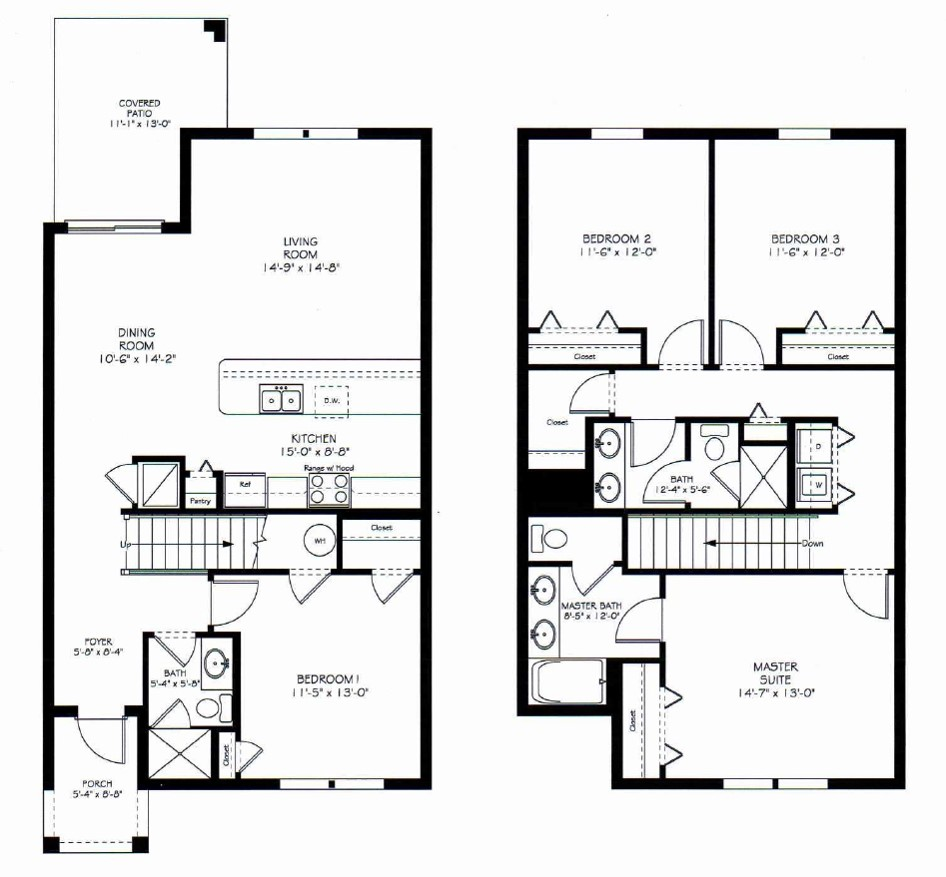 4 Bedrooms Townhome.jpg