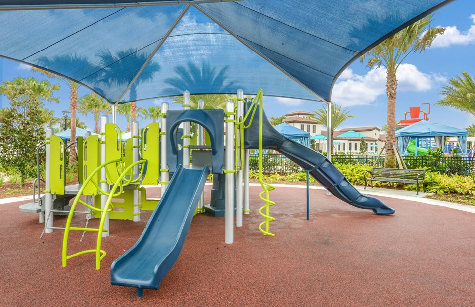 Resort Playground