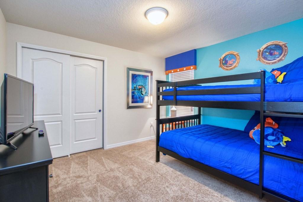 Bunk Beds Upstairs