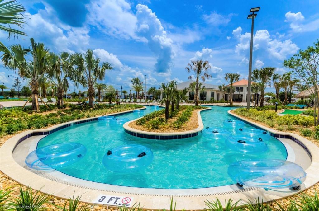 Resort Lazy River