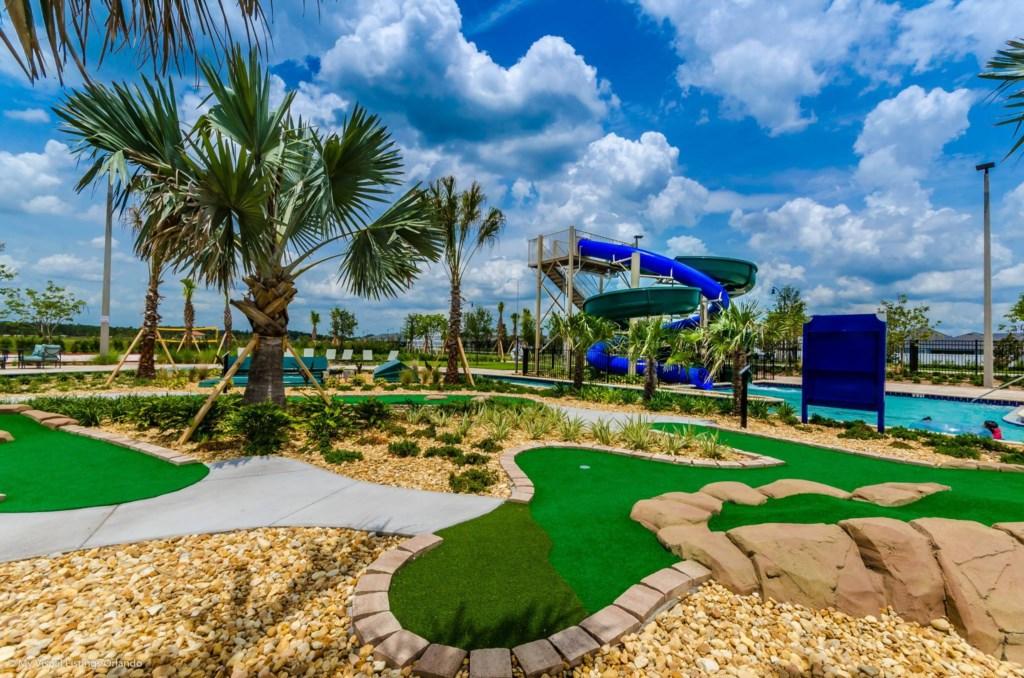 Resort Mini Golf