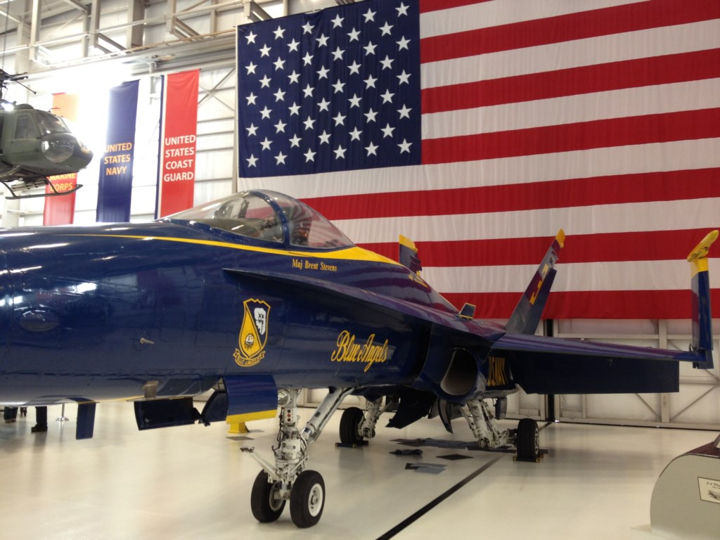 VISIT THE NAS NAVAL MUSEUM