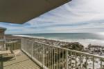 Balcony views from master bedroom