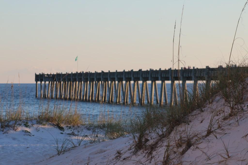 Casino beach pier
