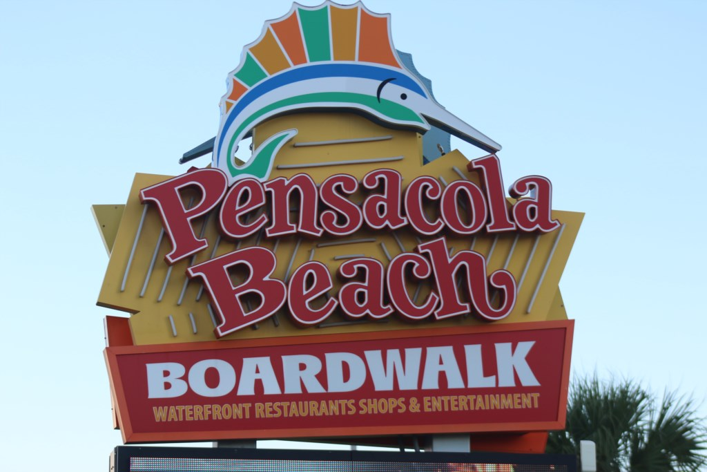 Boardwalk has dining and shopping