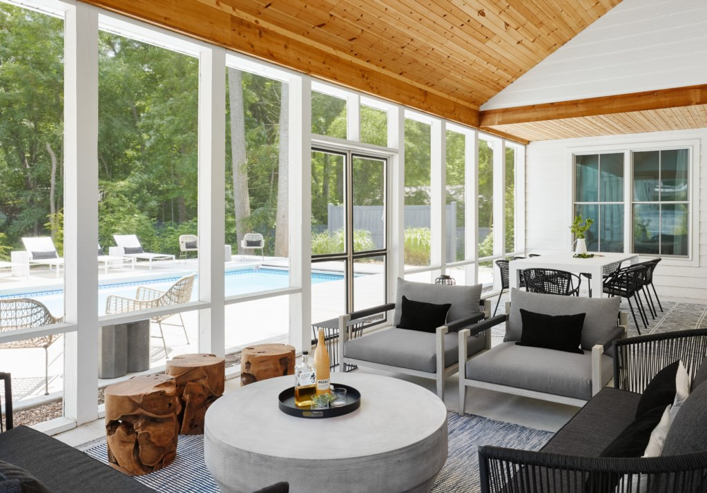 Screened-in Porch Leads To Private Heated Pool!
