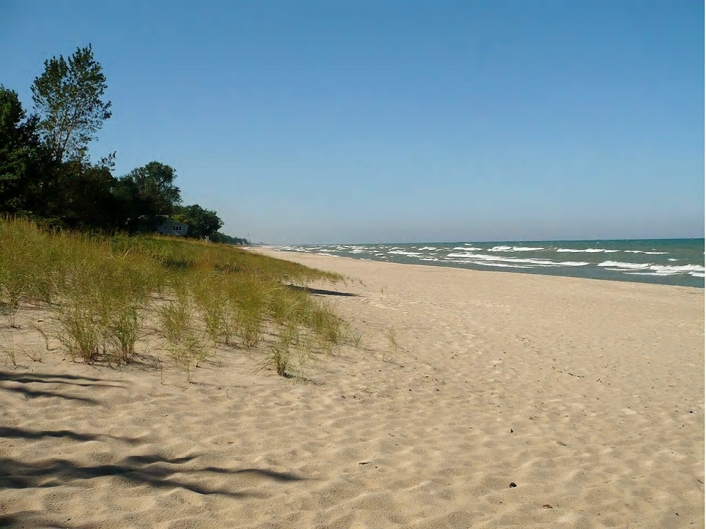 Michiana Shores - Stop 37 Lake Michigan