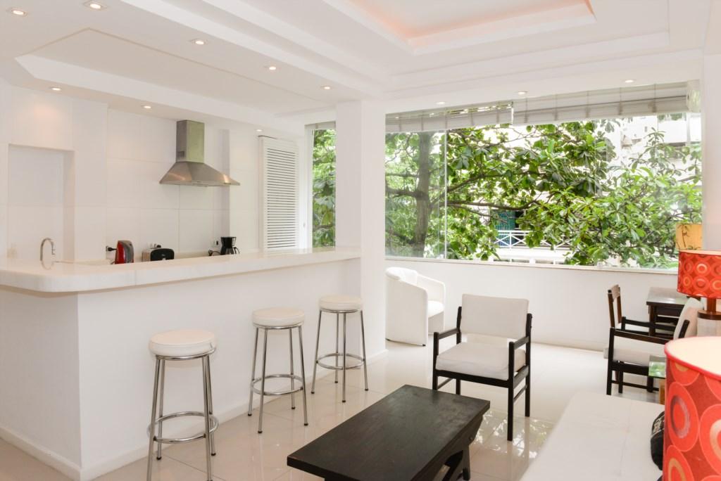 ilive004 - Stylish 1 Bedroom Apartment in Ipanema