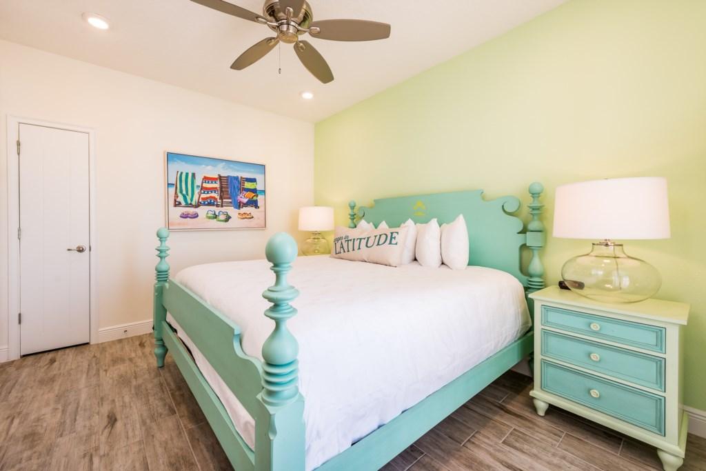 One Bedroom Premium Cottage