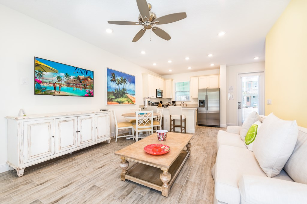 Eight Bedroom Premium Cottage