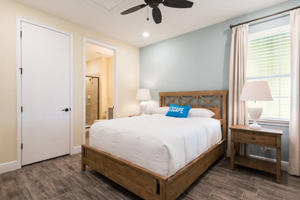 Eight Bedroom Superior Cottage