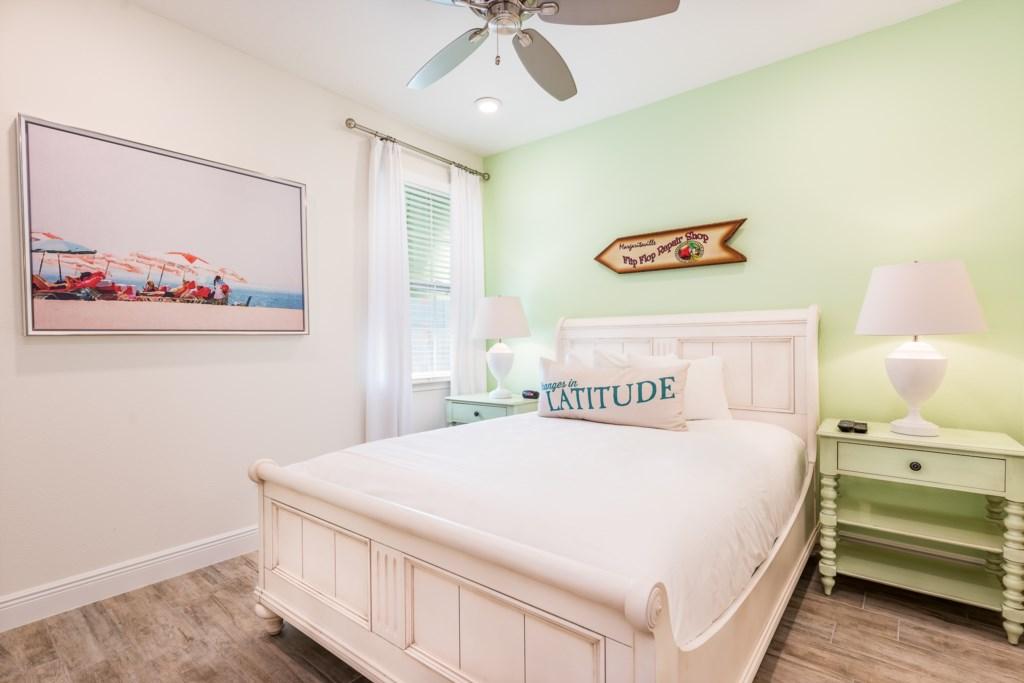 Eight Bedroom Elite Cottage