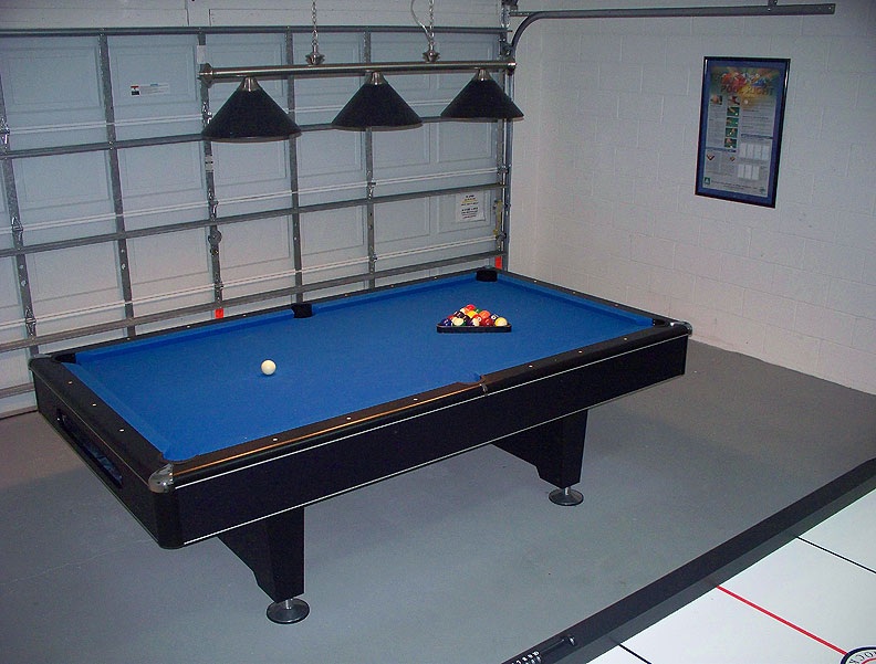 Cumbrian Pool Table