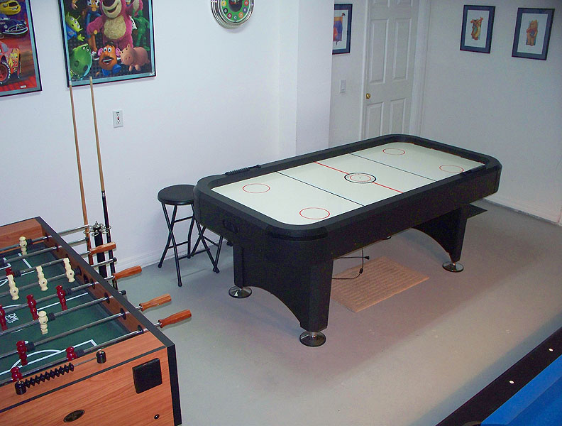 Cumbrian air Hockey Table