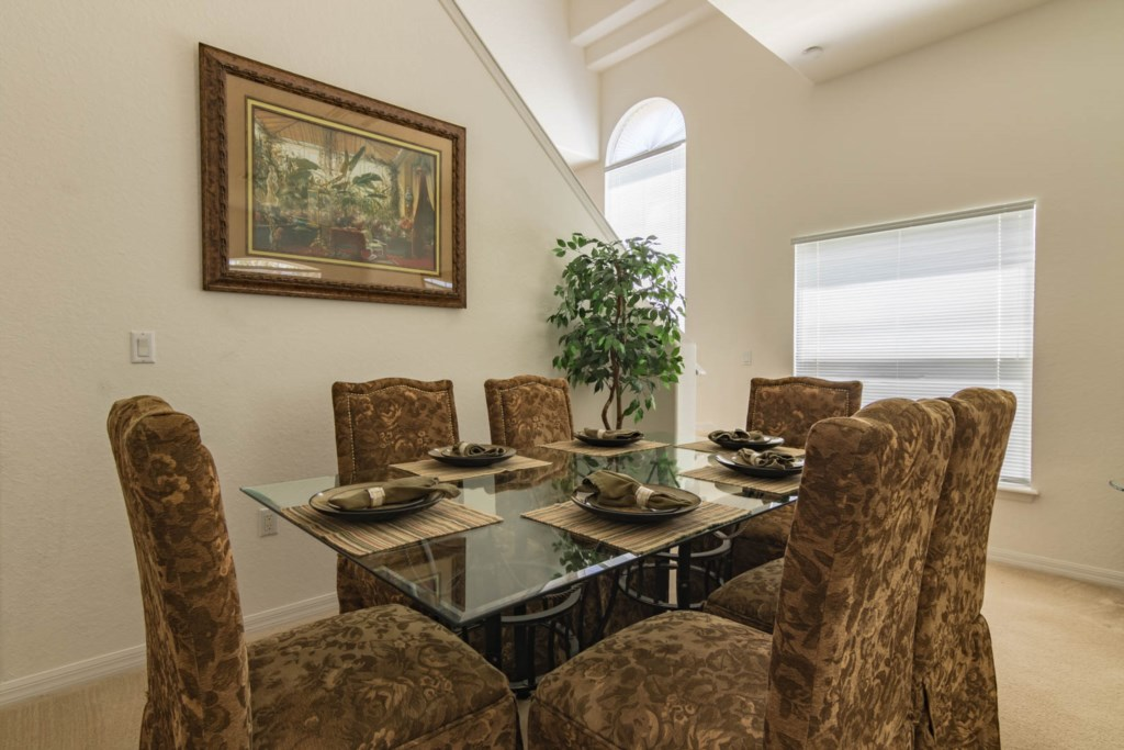 Premier Marbella North Villa - Dining Room