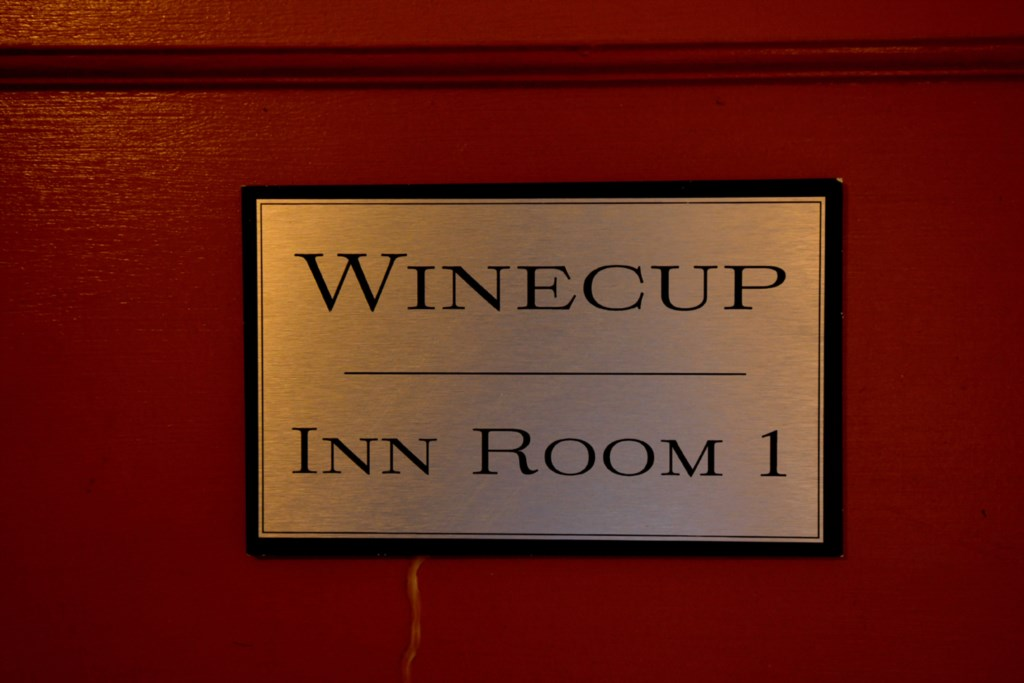 Welcome to Winecup!