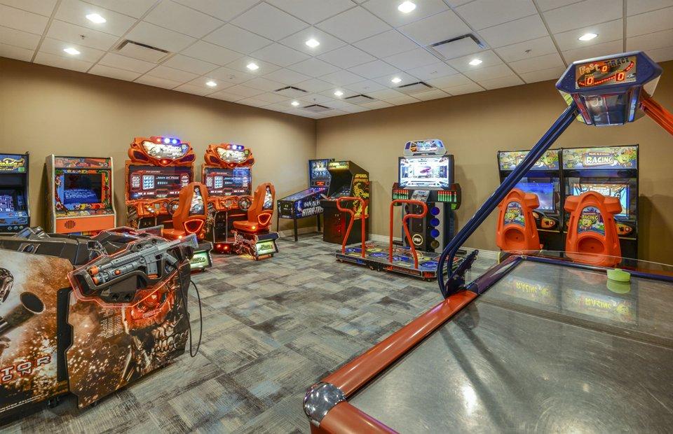 Resort Arcade