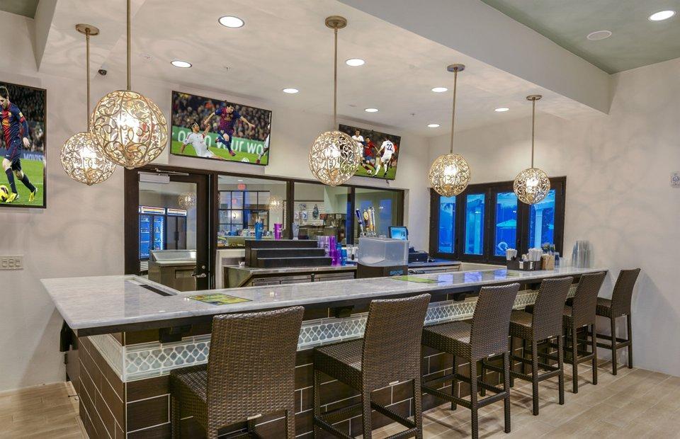 Resort Tiki Bar