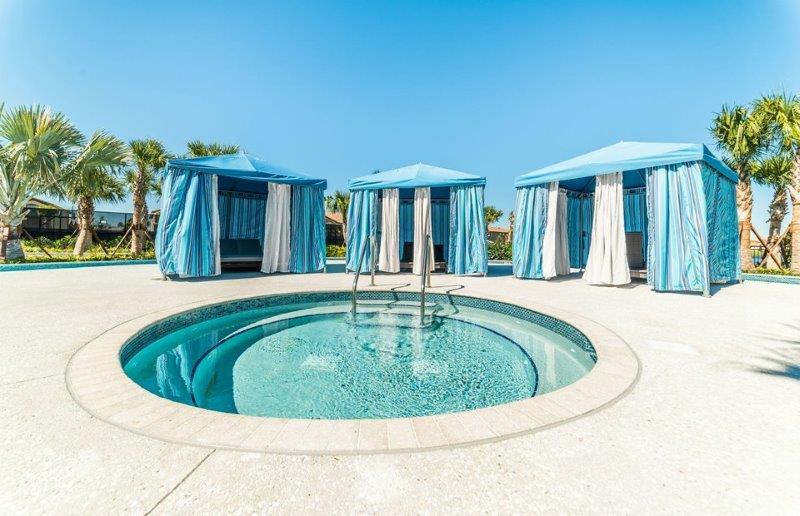 Resort Hot Tub