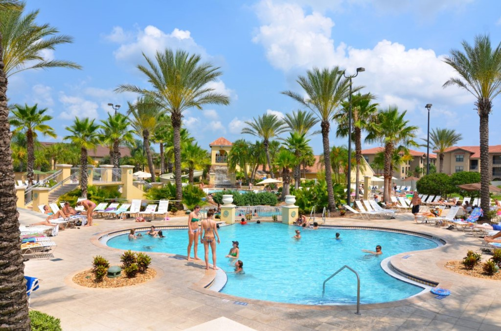 Regal Palms Resort and Spa - Pool