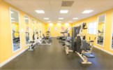 Oakwater-Resort Fitness Room