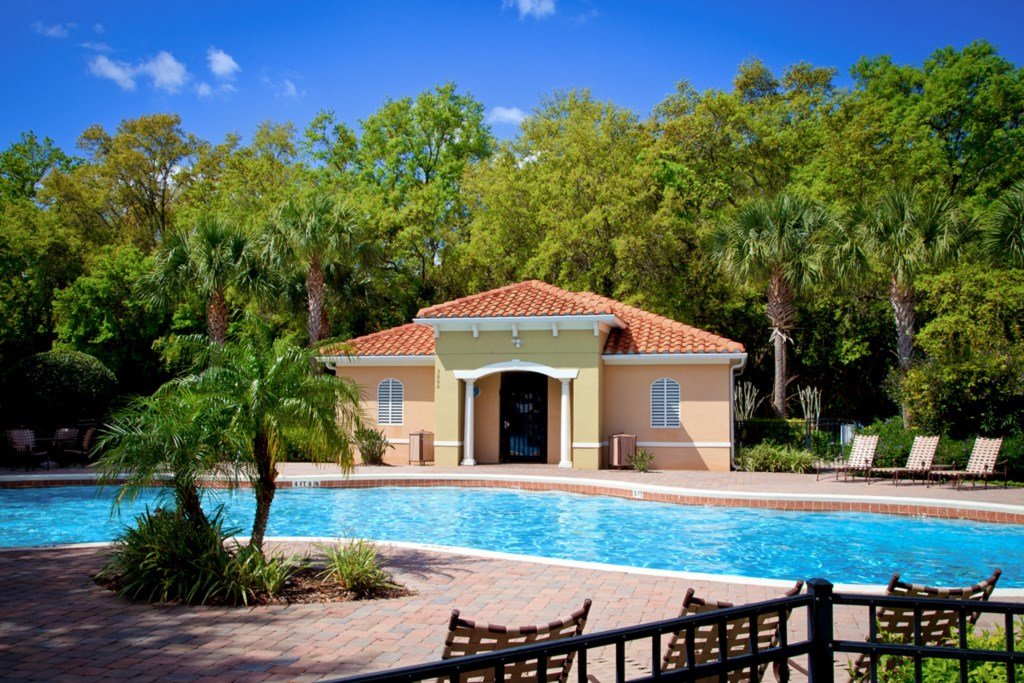 Your deserved retreat under Florida sunshine! 3125