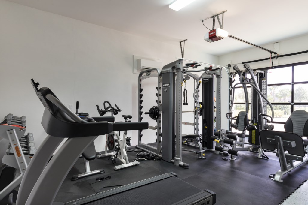 PersonalHomeGym
