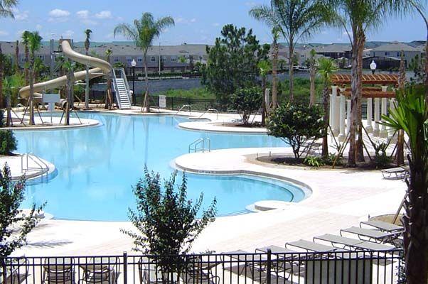 Windsor Hills resort style pool