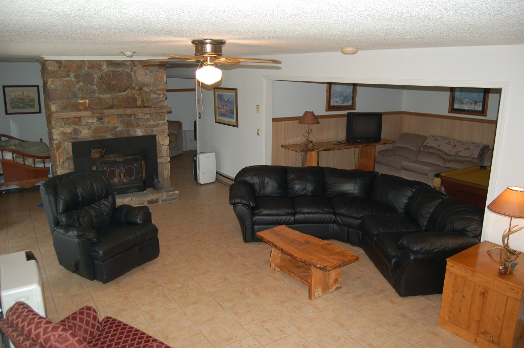 Basement area