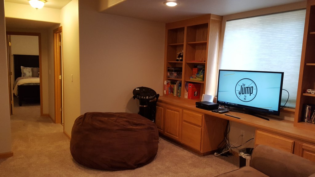 Gaming Room!