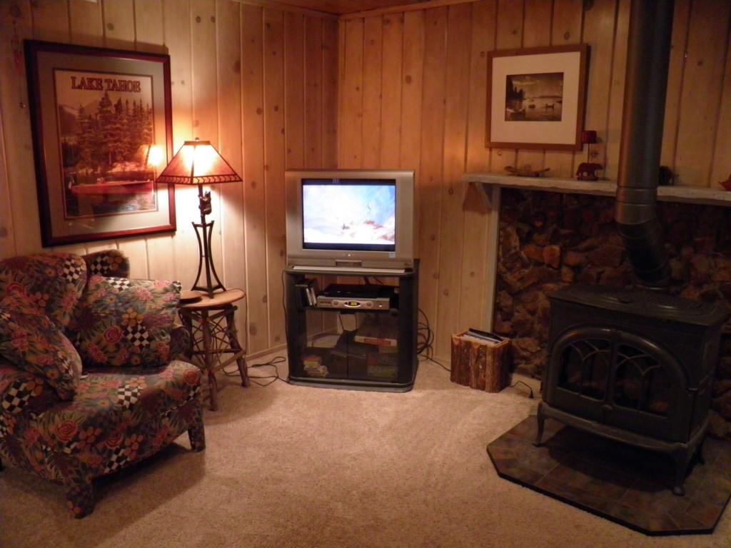 Classic Cabin Feeling