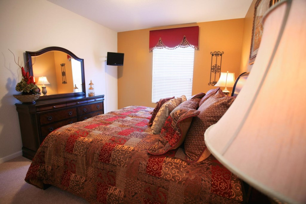 Suite 2 has all you need for a good night`s rest