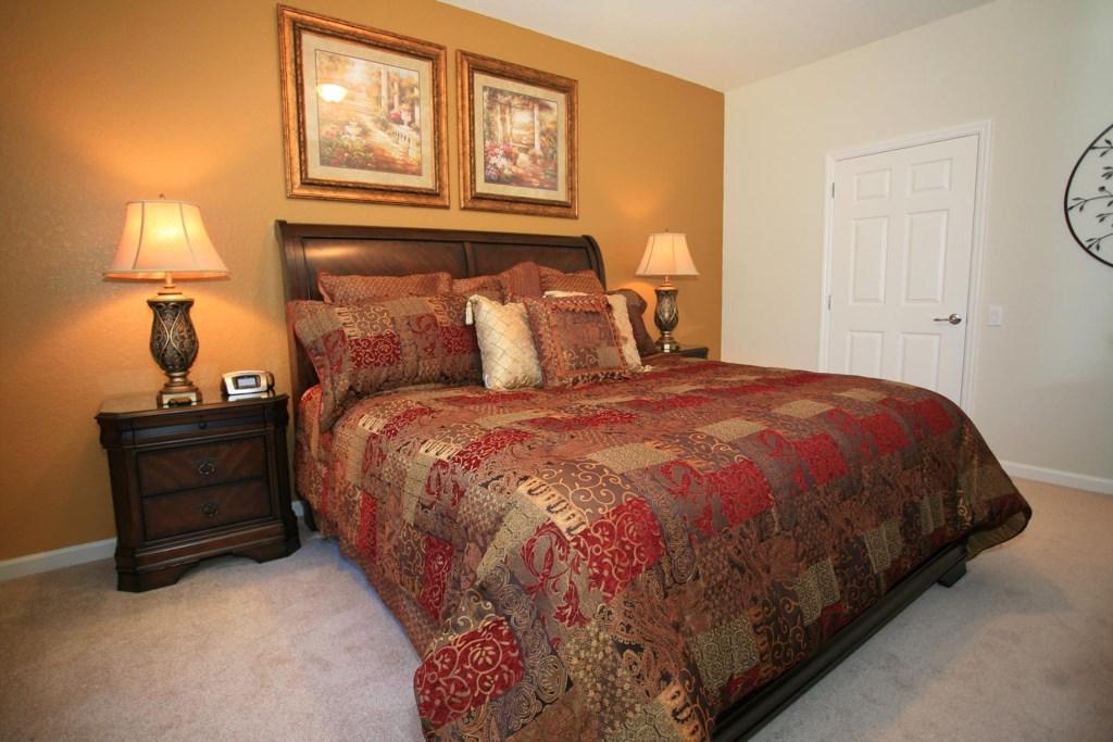 Suite 2 features elegant decor