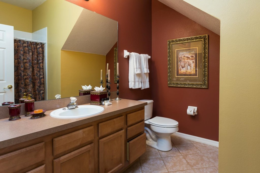 Master suite 2 bathroom