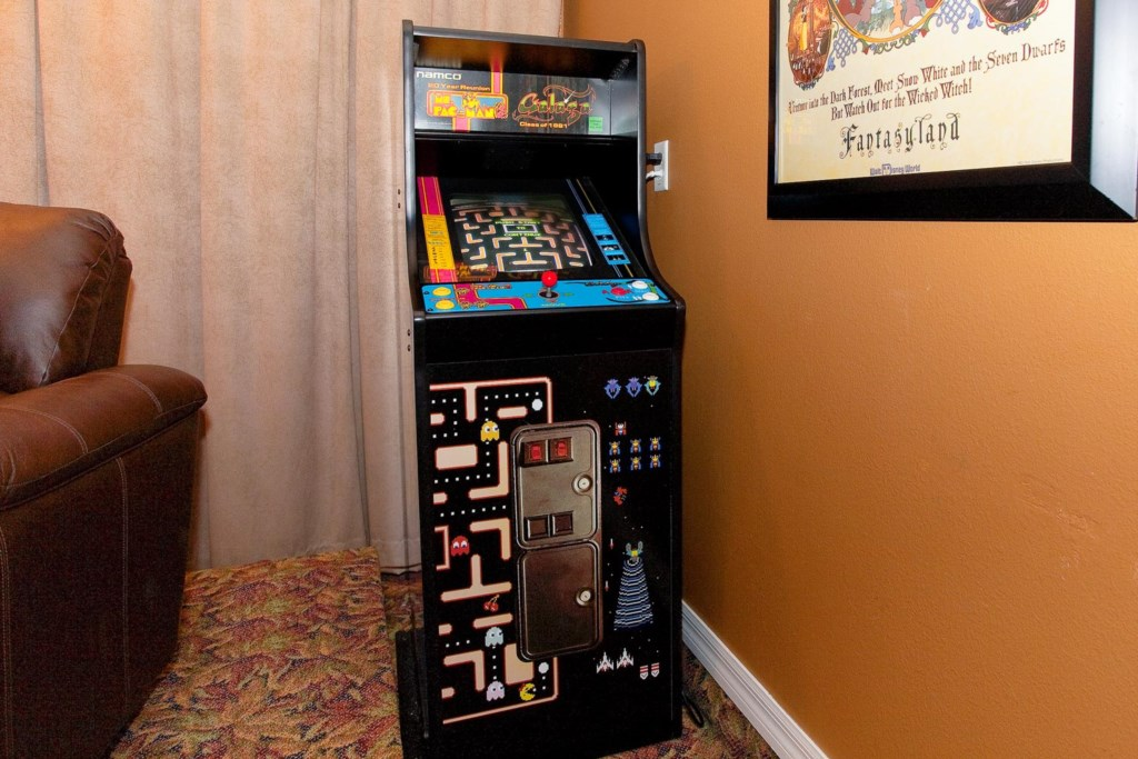 Ms. Pacman & Galaga arcade machine