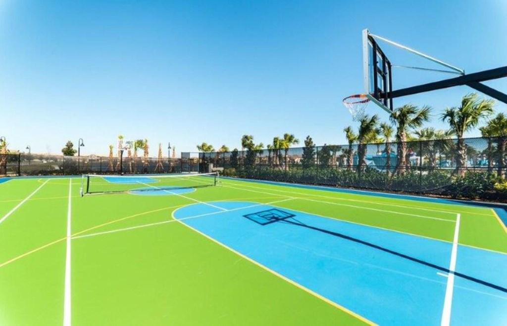 Resort Sports Court