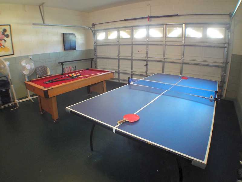 Kissimmee Vacation Home Rental | WP8112 Games Room | Champion Villas